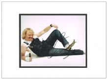Keith Lemon Autograph Photo Signed - Celebrity Juice